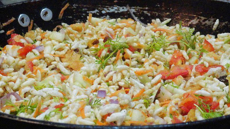 Churmuri Eat When in Mysore