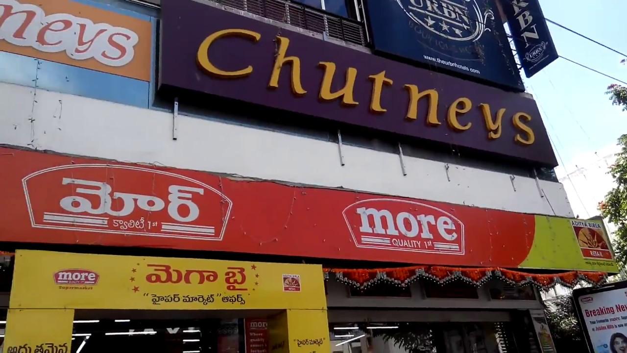 Top Restaurant in Telangana-Chutneys