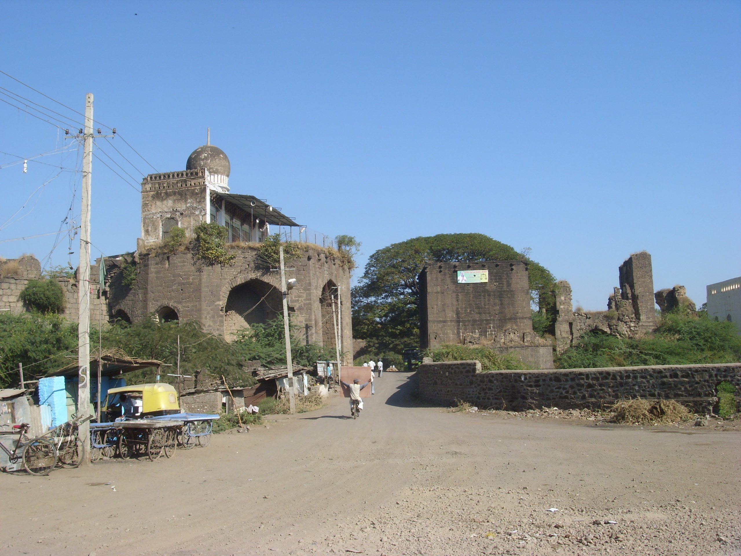 The Citadel in Bijapur Travel Guide