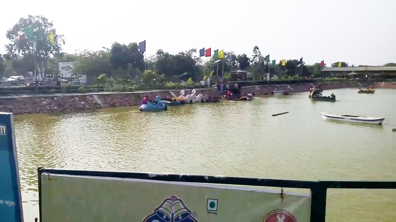Top Place To Visit In Ghaziabad-Drizzling Land - City Forest
