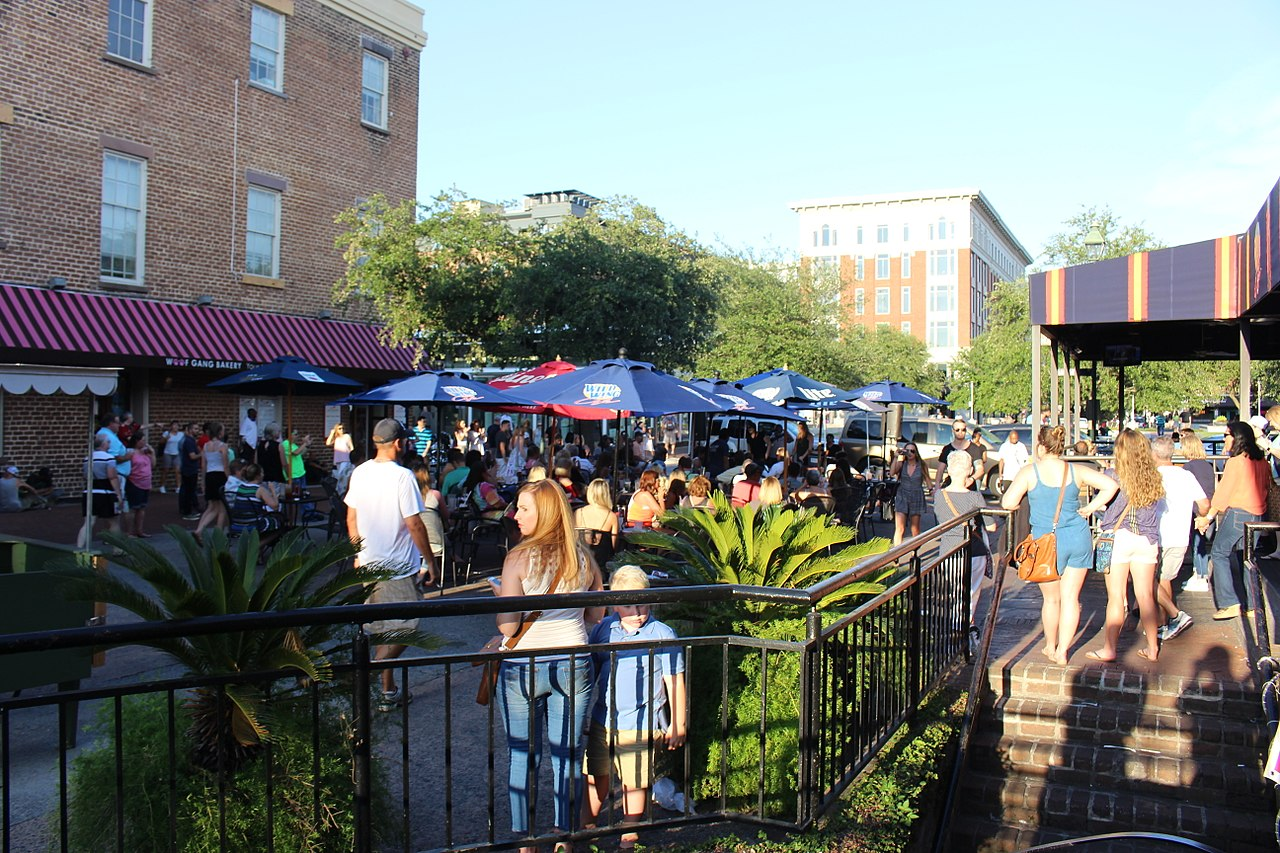 City Market - The Sight-Seeing Destination In Savannah, Georgia