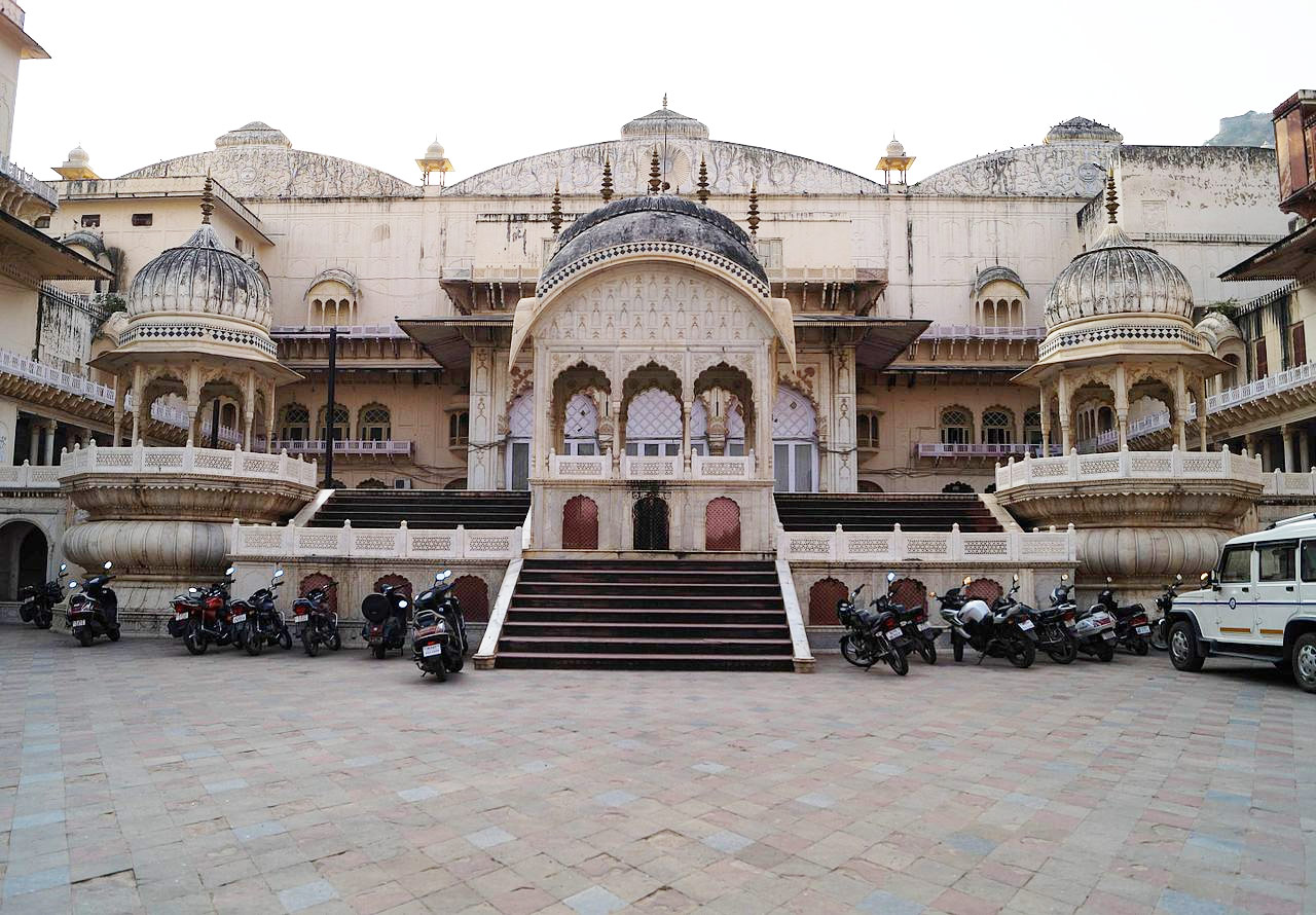 City Palace - Best Place To Visit In Alwar