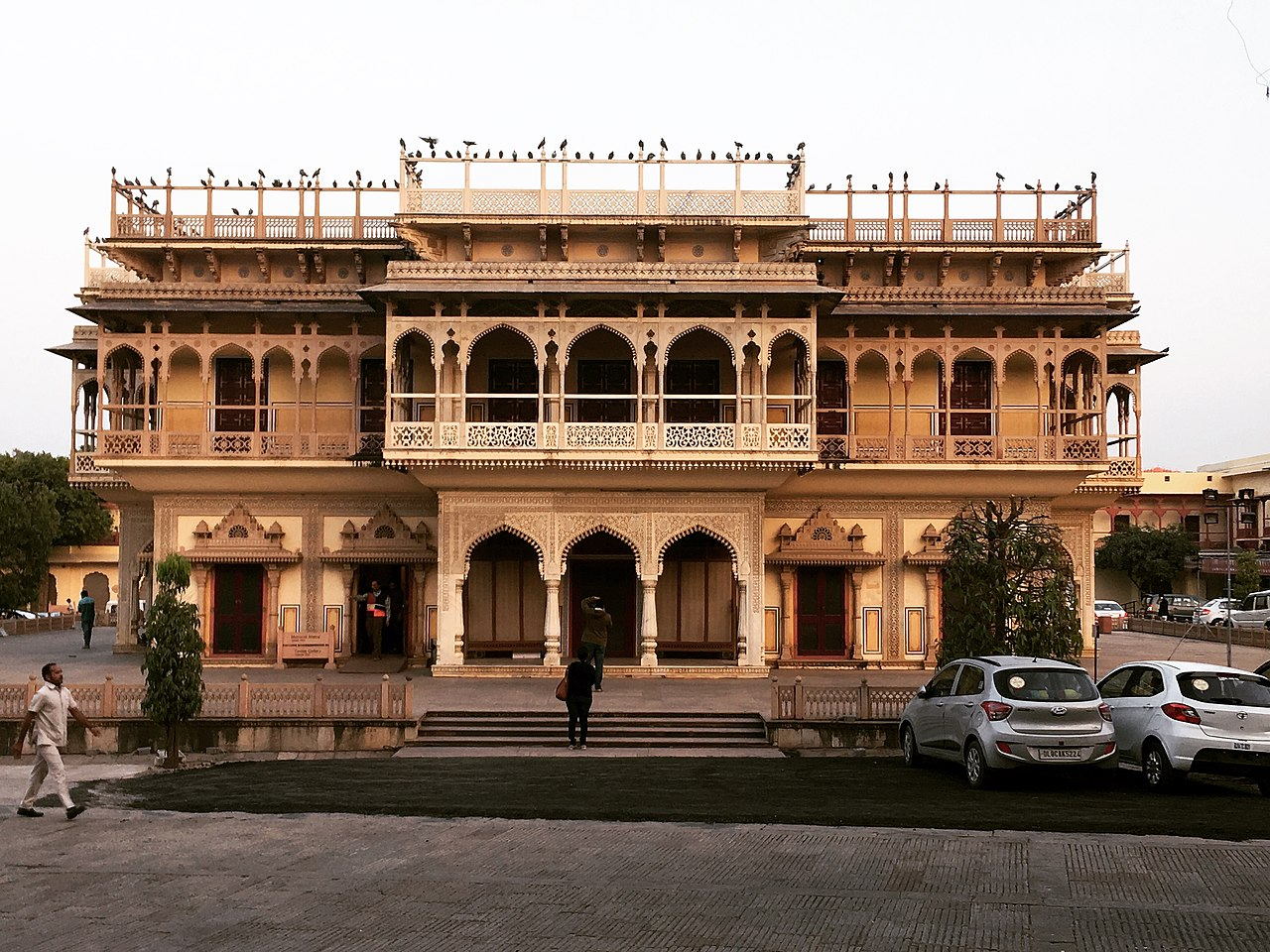 Amazing Palace To Visit In Jaipur-City Palace
