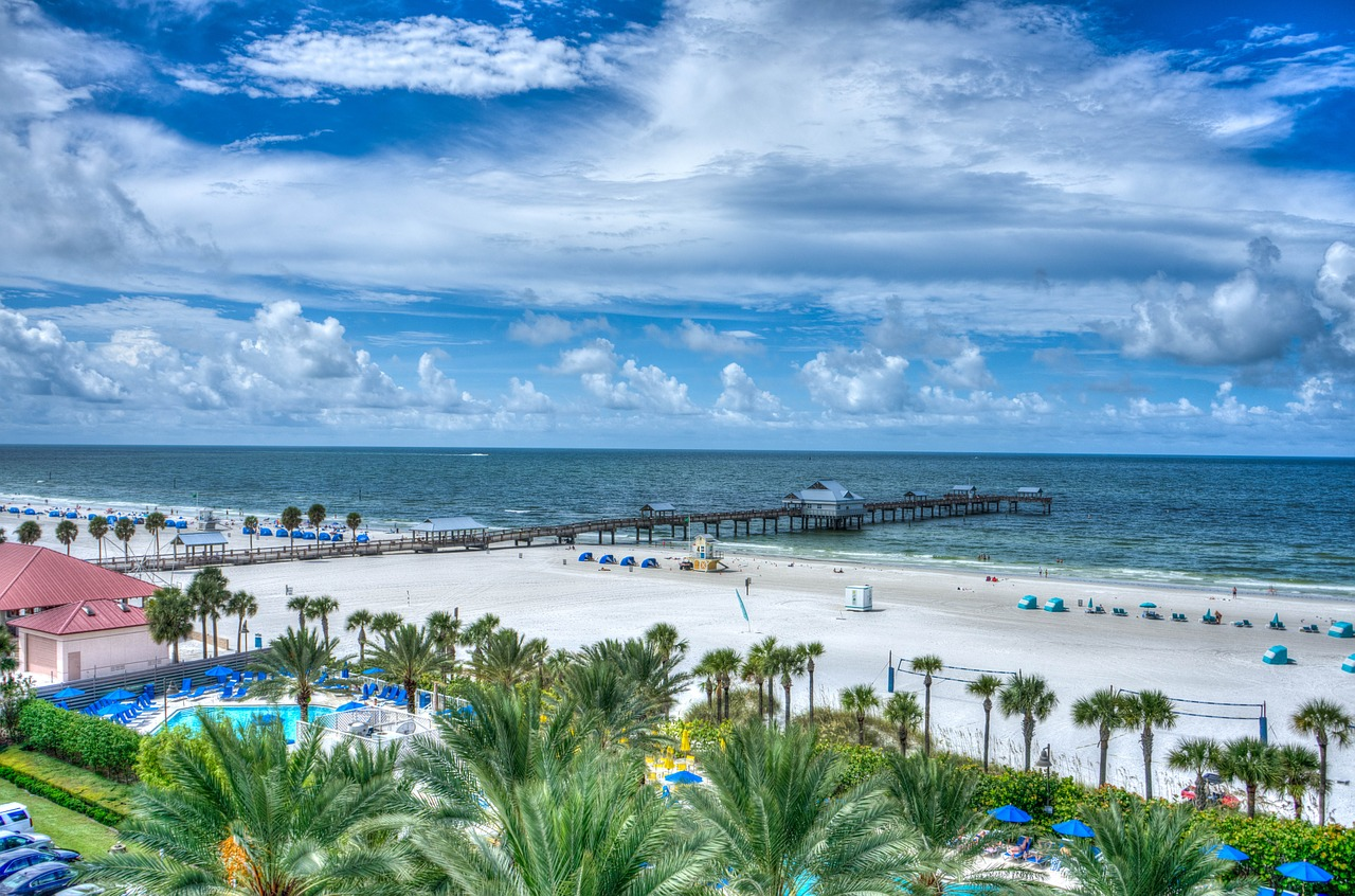 Top Visit Place in St. Petersburg-Clearwater Beach
