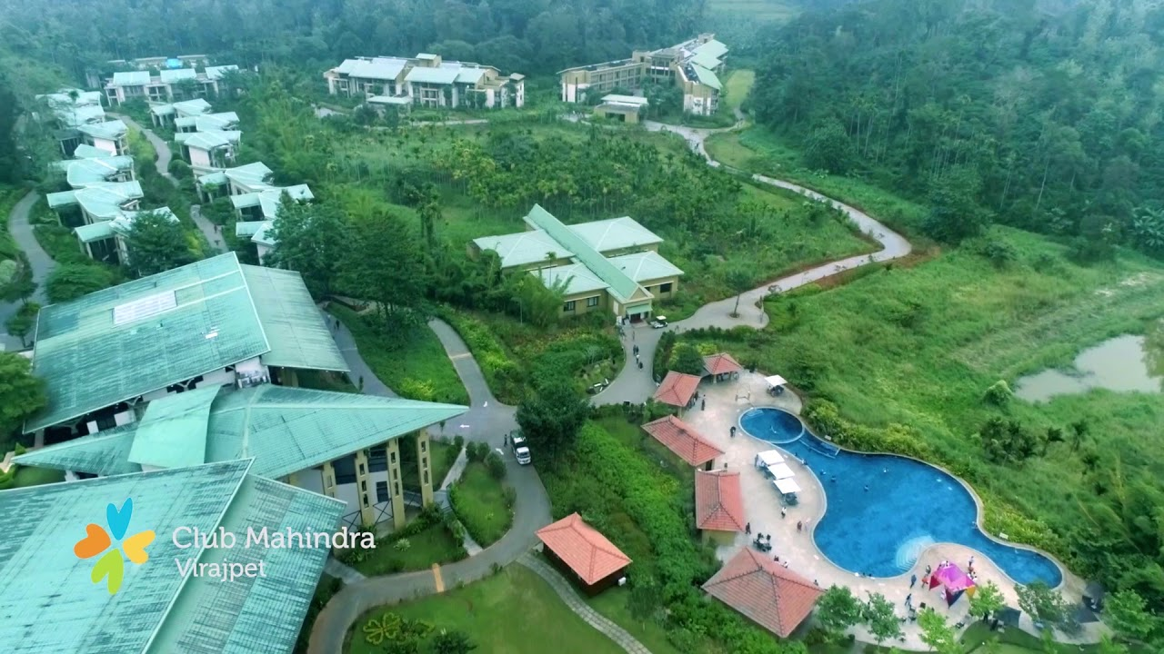 Club Mahindra Madikeri Resort - Top Luxury Hotels in Coorg