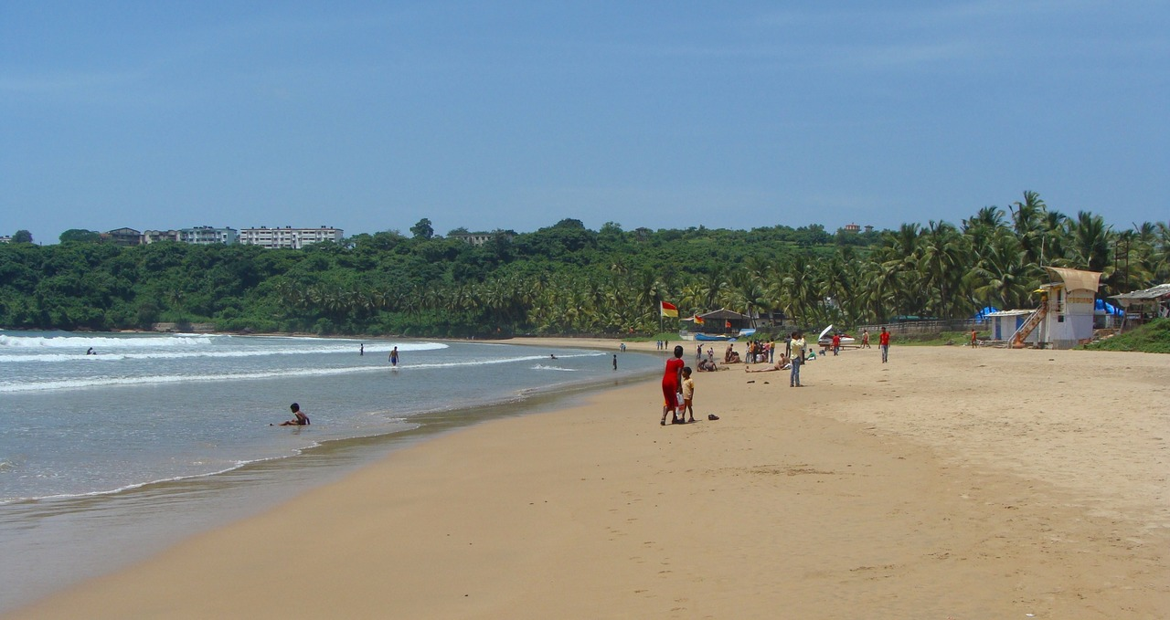Best Beach in Goa For Watching Dolphins-Coco Beach