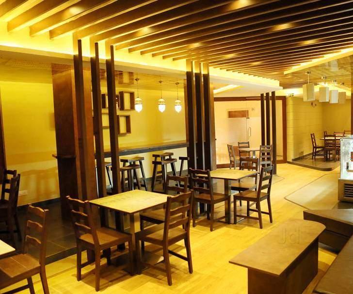 Coffee Factory - Best Restaurant to Try in Wayanad