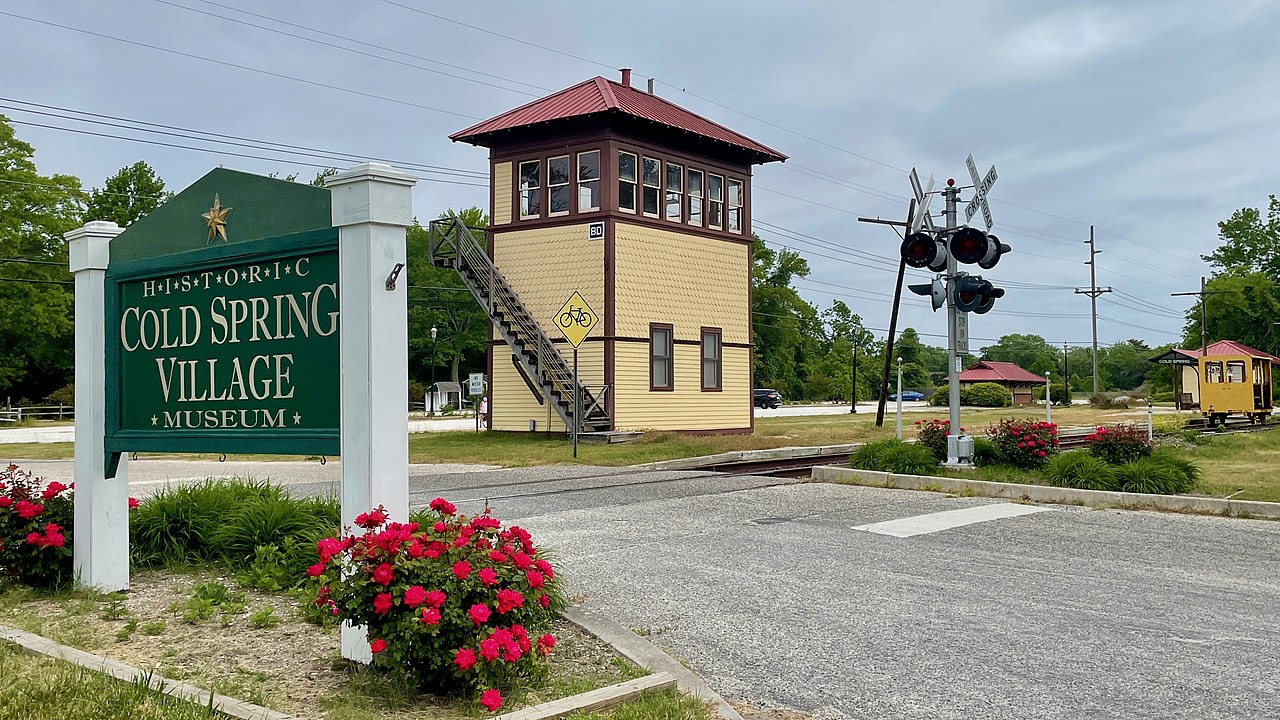 Best Museum In New Jersey-Cold Spring Village