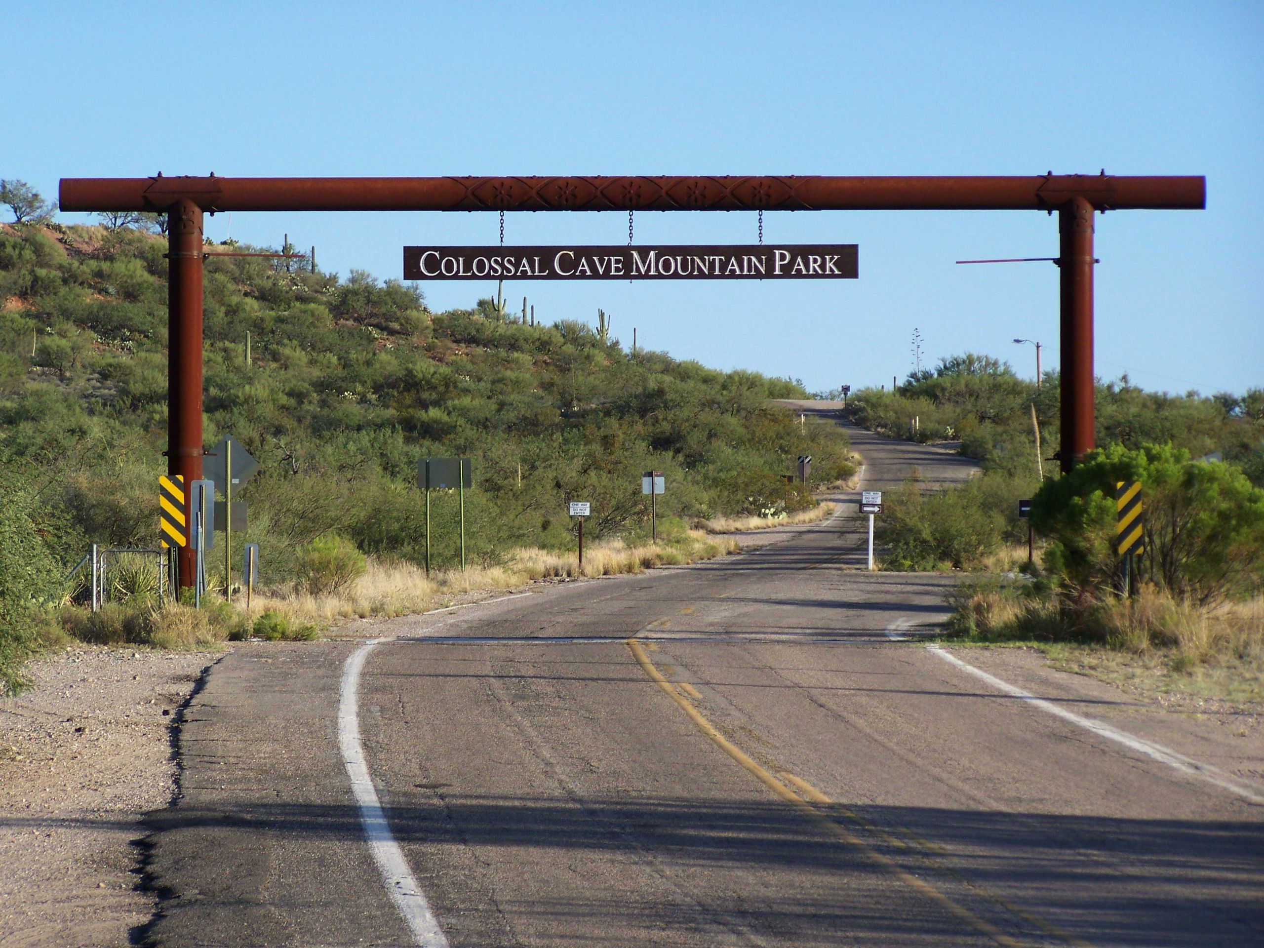 Top-rated Place To Visit In Tucson-Colossal Cave Mountain Park