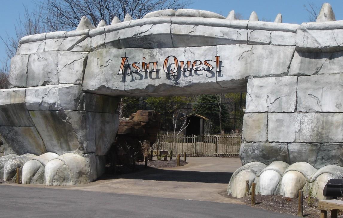 Top Tour Place In Ohio-Columbus Zoo and Aquarium