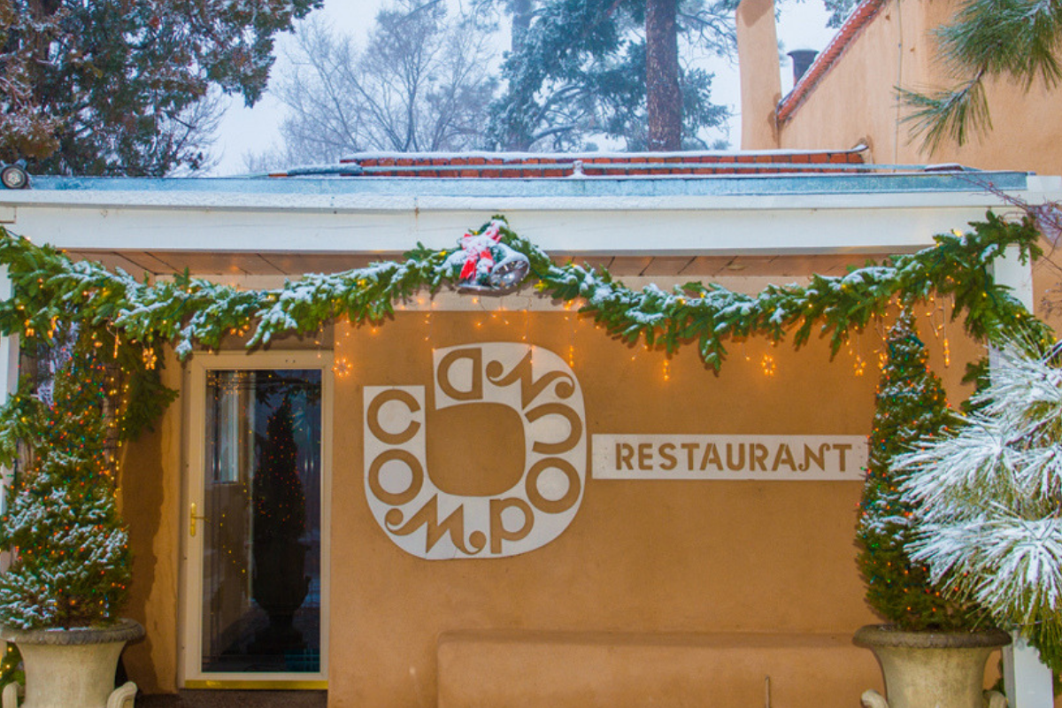 Must Visit Place In Santa Fe, New Mexico-Compound Restaurants