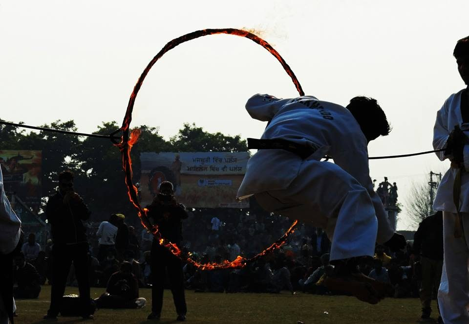 Best Visiting Place In Ludhiana-Country Olympics