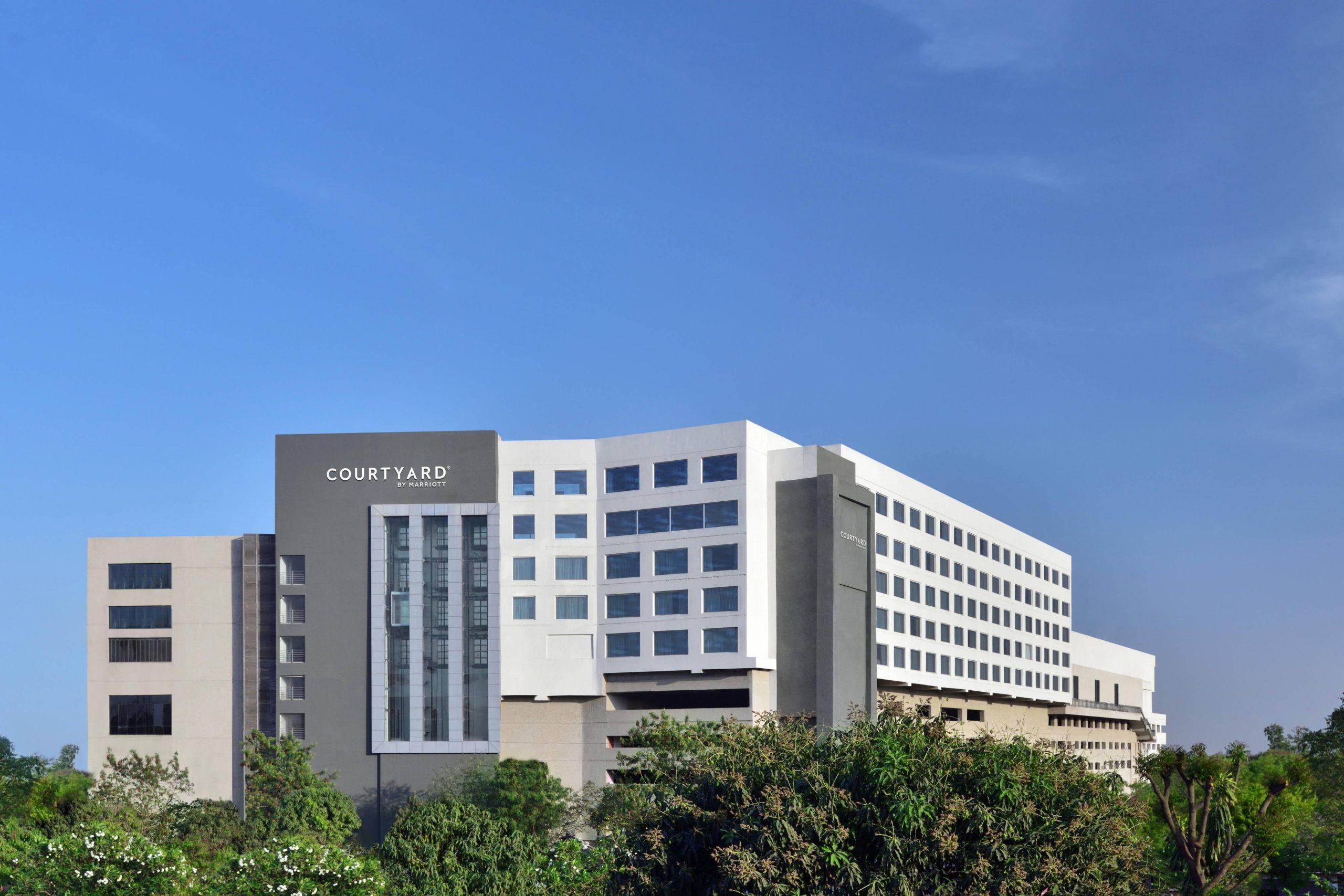 Best Luxury Hotel To Stay In Bhopal-Courtyard by Marriott Bhopal