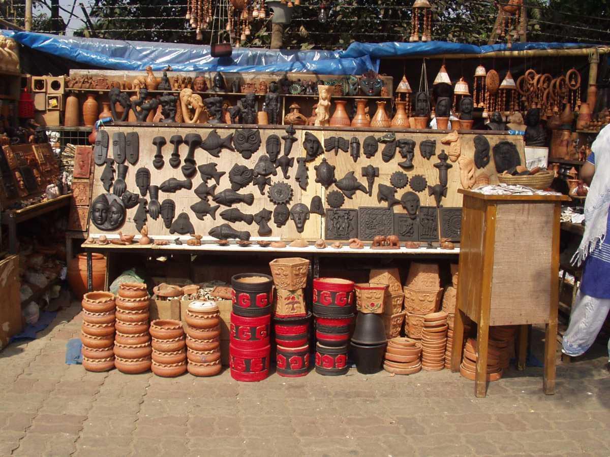 Popular Place To Visit In Gandhinagar-Craftsman Village