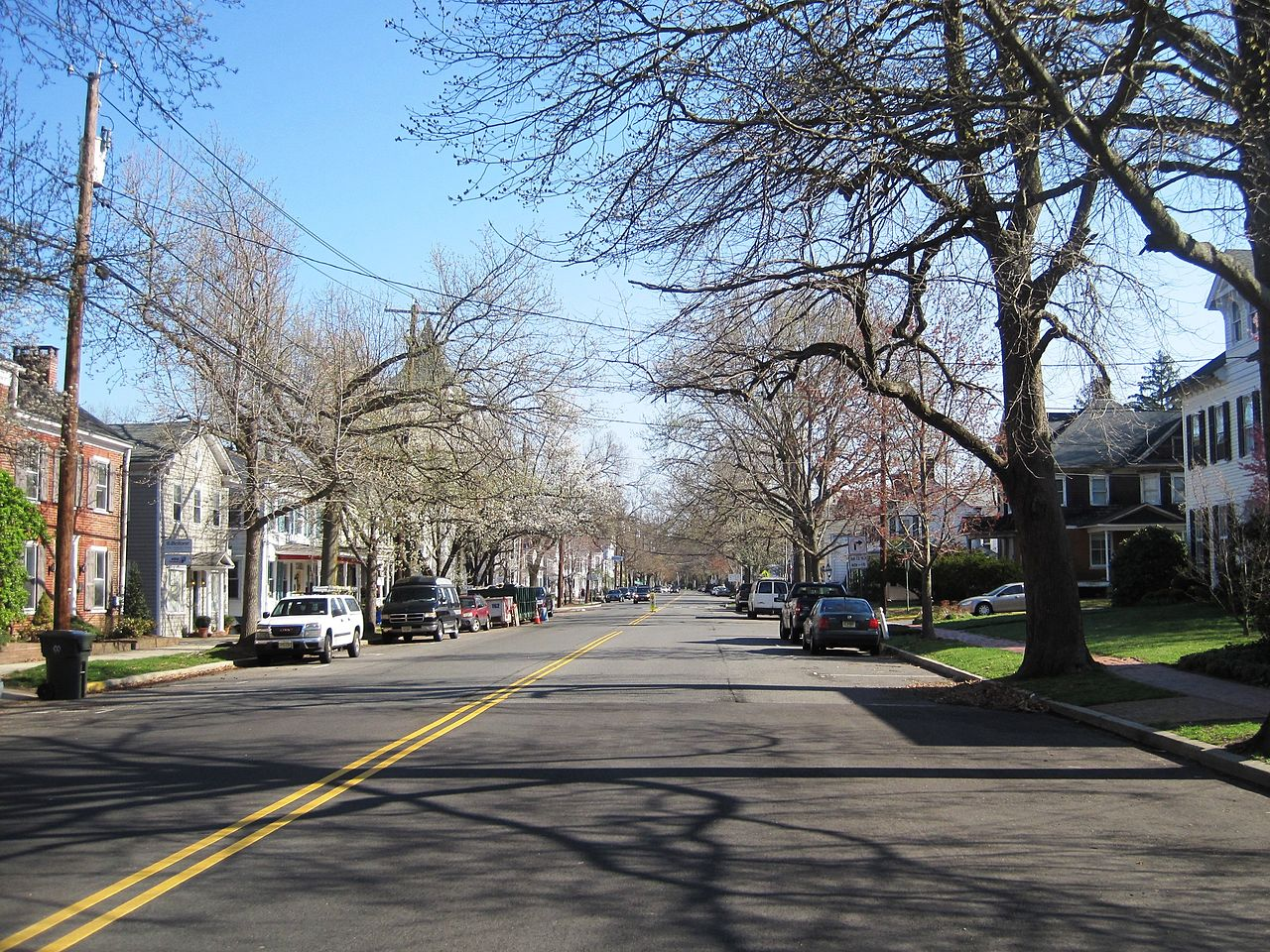 Cranbury - Top Rated Small Town For Amazing Vacation In New Jersey