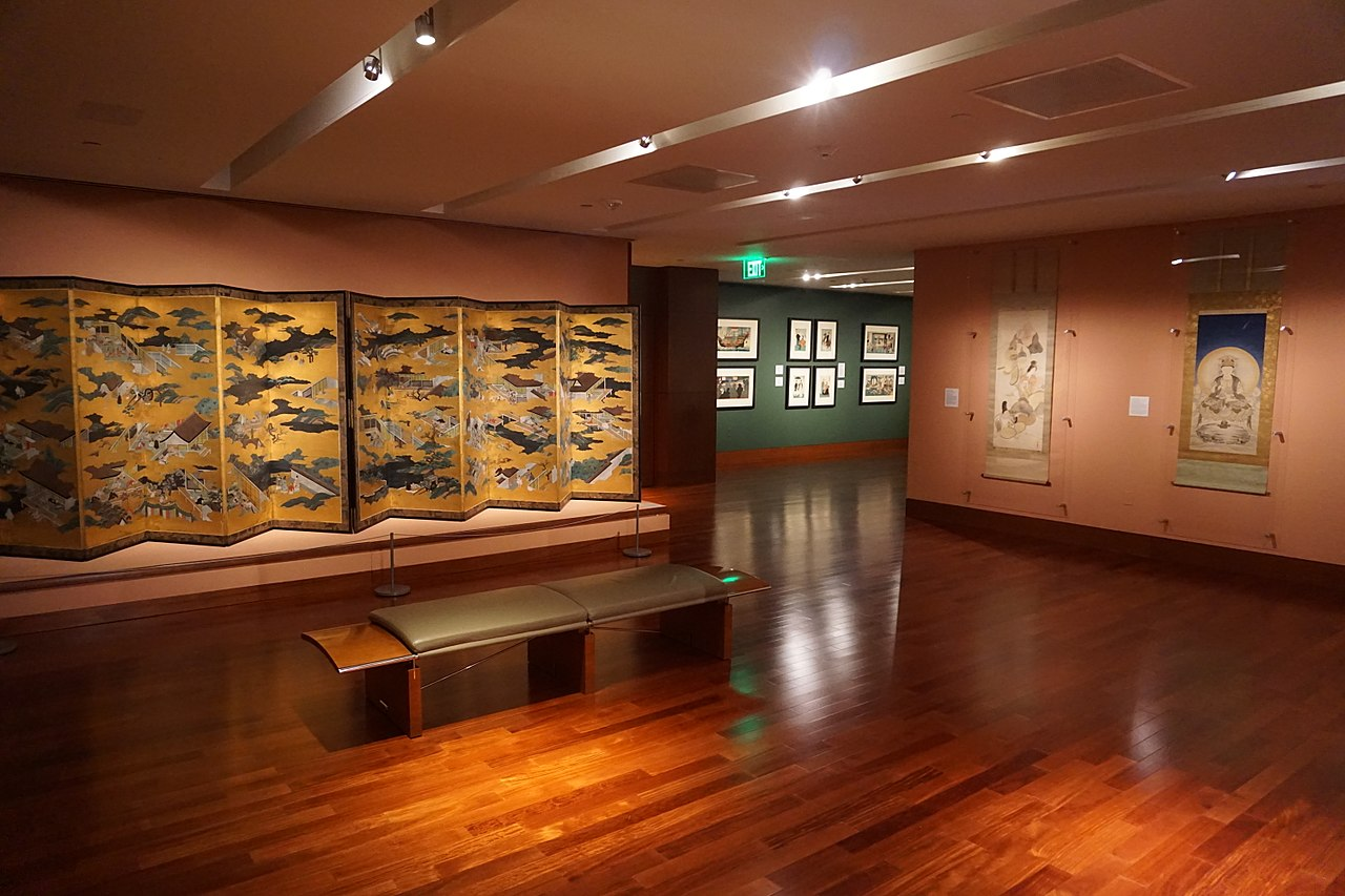 Famous Museum In Dallas-Crow Museum Of Asian Art