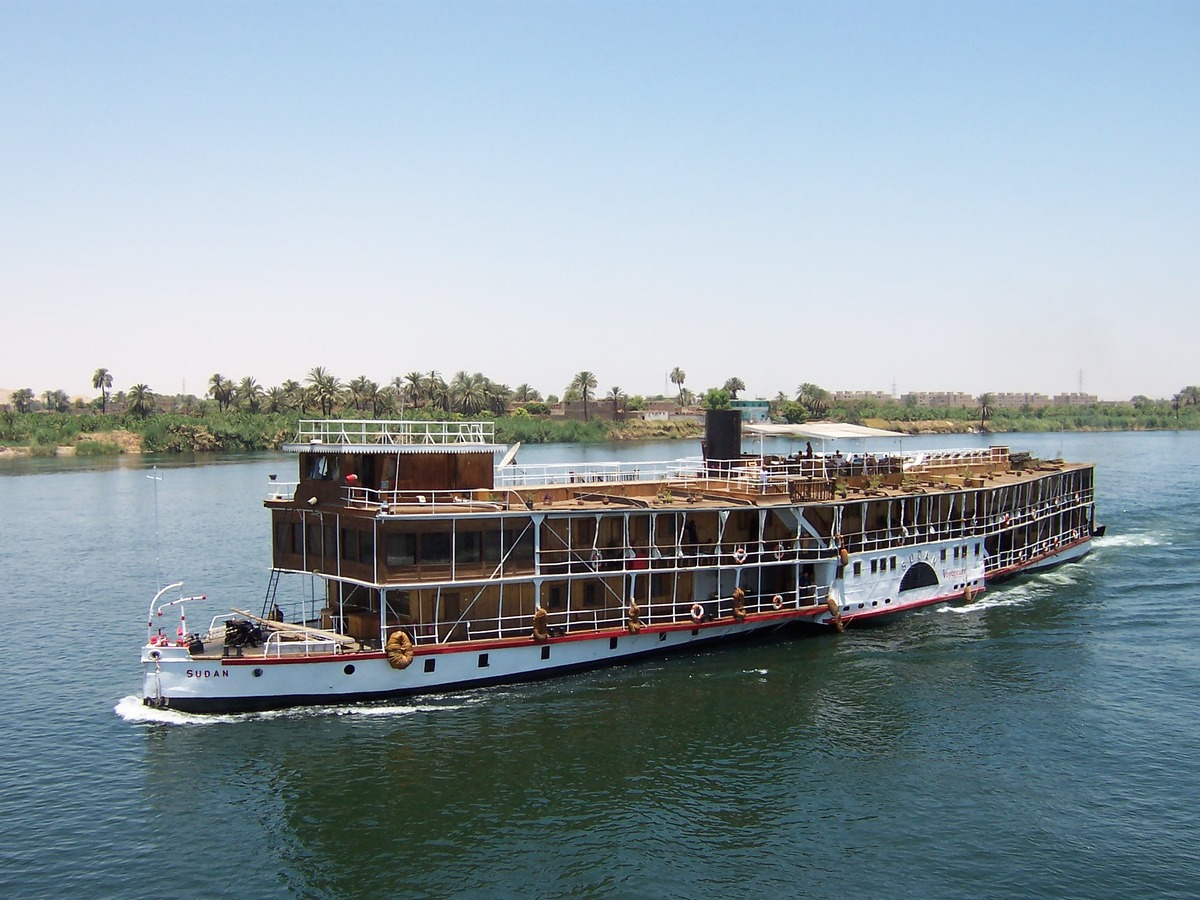 Cruise Ride In The Beautiful River Brahmaputra- Best Things To Do In Assam
