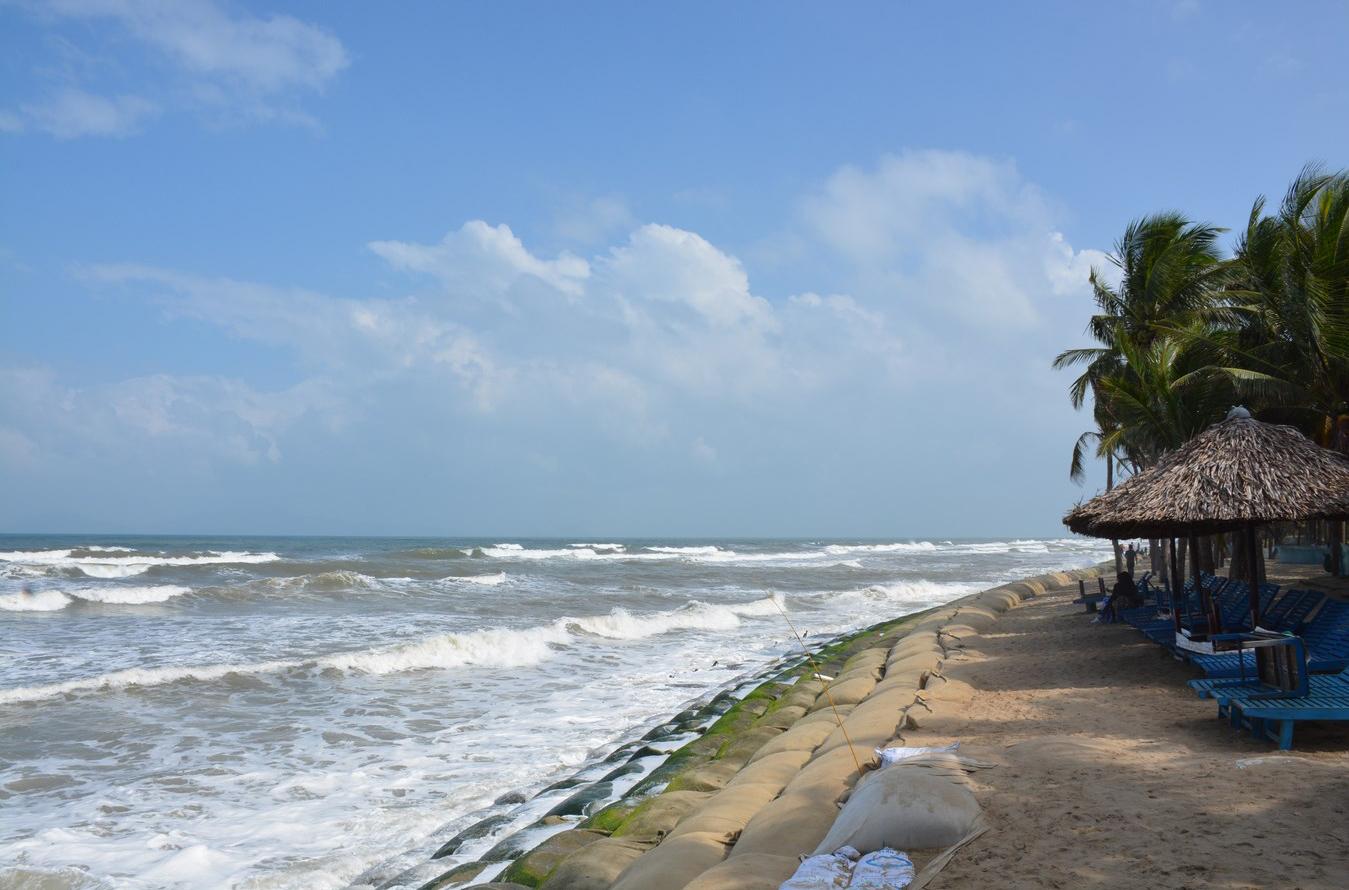 Amazing Beache in Vietnam-Cua Dai Beach
