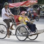 Cyclo Riding - Incredible Experiences That One Can Have In Vietnam