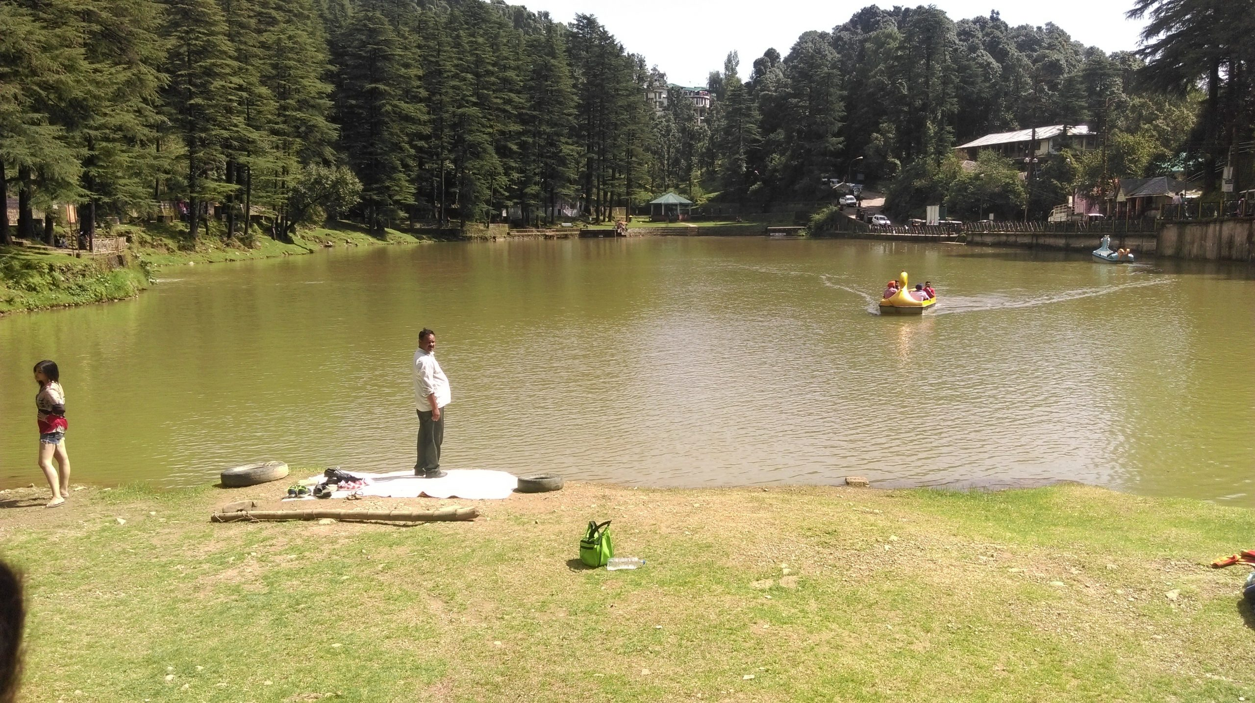 Must-Visit Place in Dharamshala and McLeodganj - Dal Lake