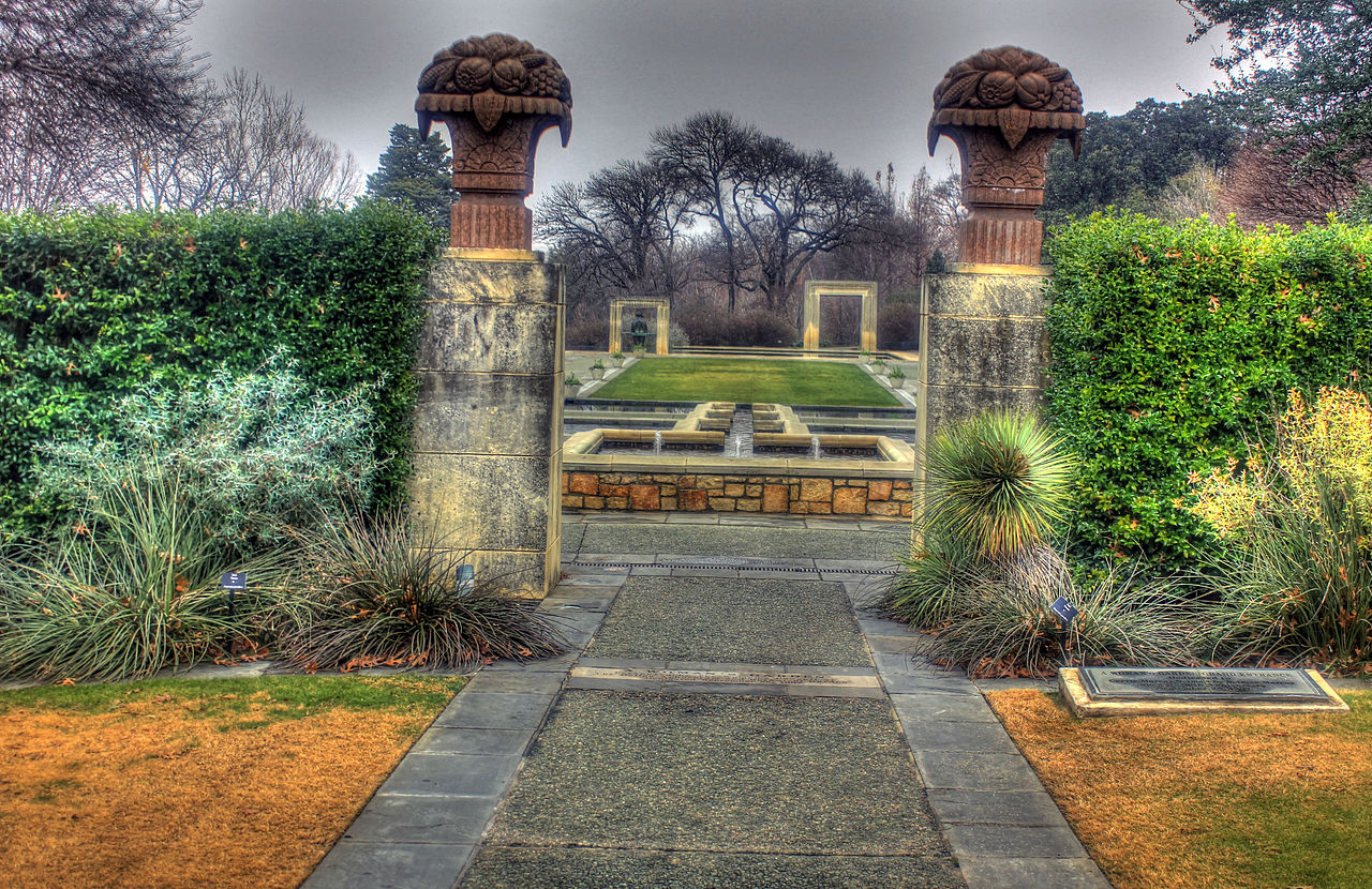 Incredible Place to Visit in Dallas City-Dallas Arboretum And Botanical Garden