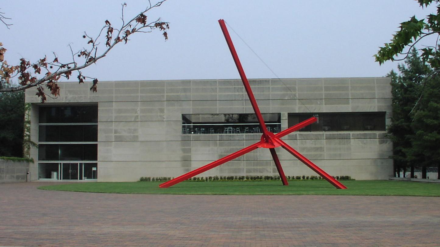 Top Place in Dallas City-Dallas Museum Of Art