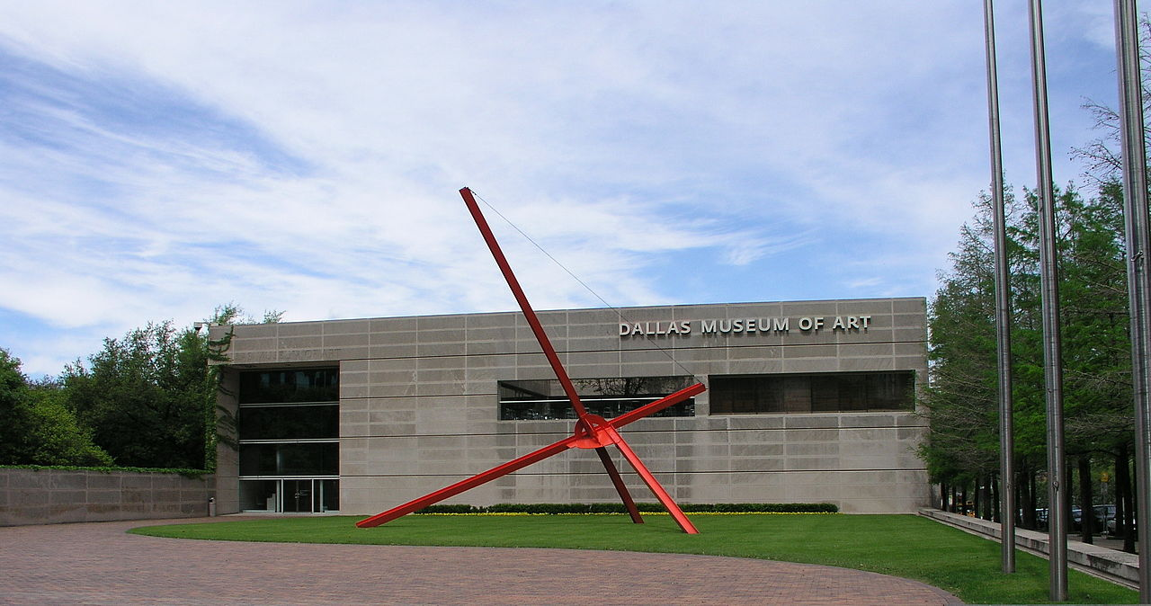 Nice Museum To Visit In Texas-Dallas Museum of Art, Dallas