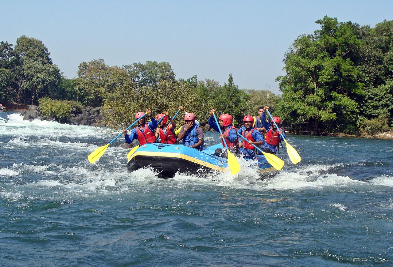 Dandeli - Beautiful Hill Stations Within 350 km From Goa