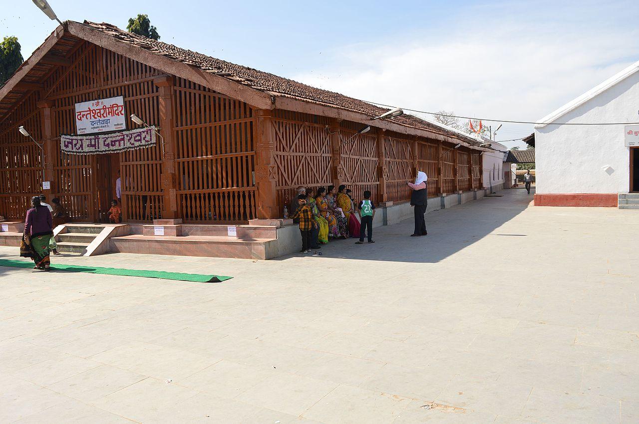 Amazing Temple to Visit in Chhattisgarh-Danteshwari Temple, Dantewada