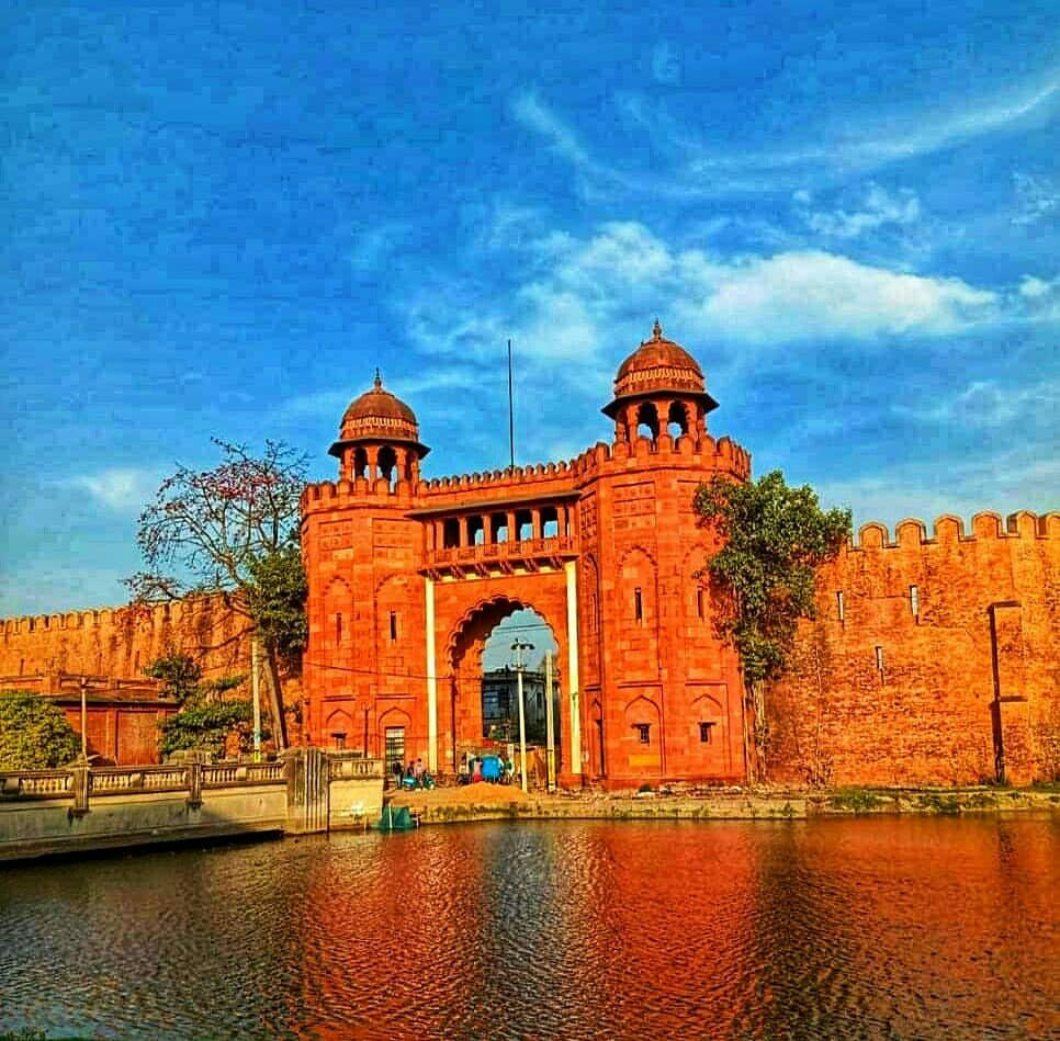 Magnetic Attraction of Darbhanga-Darbhanga Fort