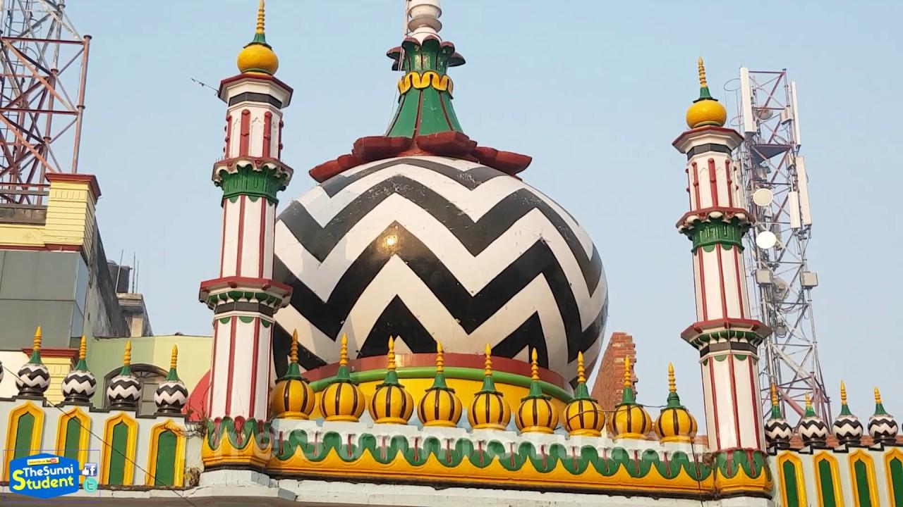 Place to Visit in Bareilly-Dargah Aala Hazrat