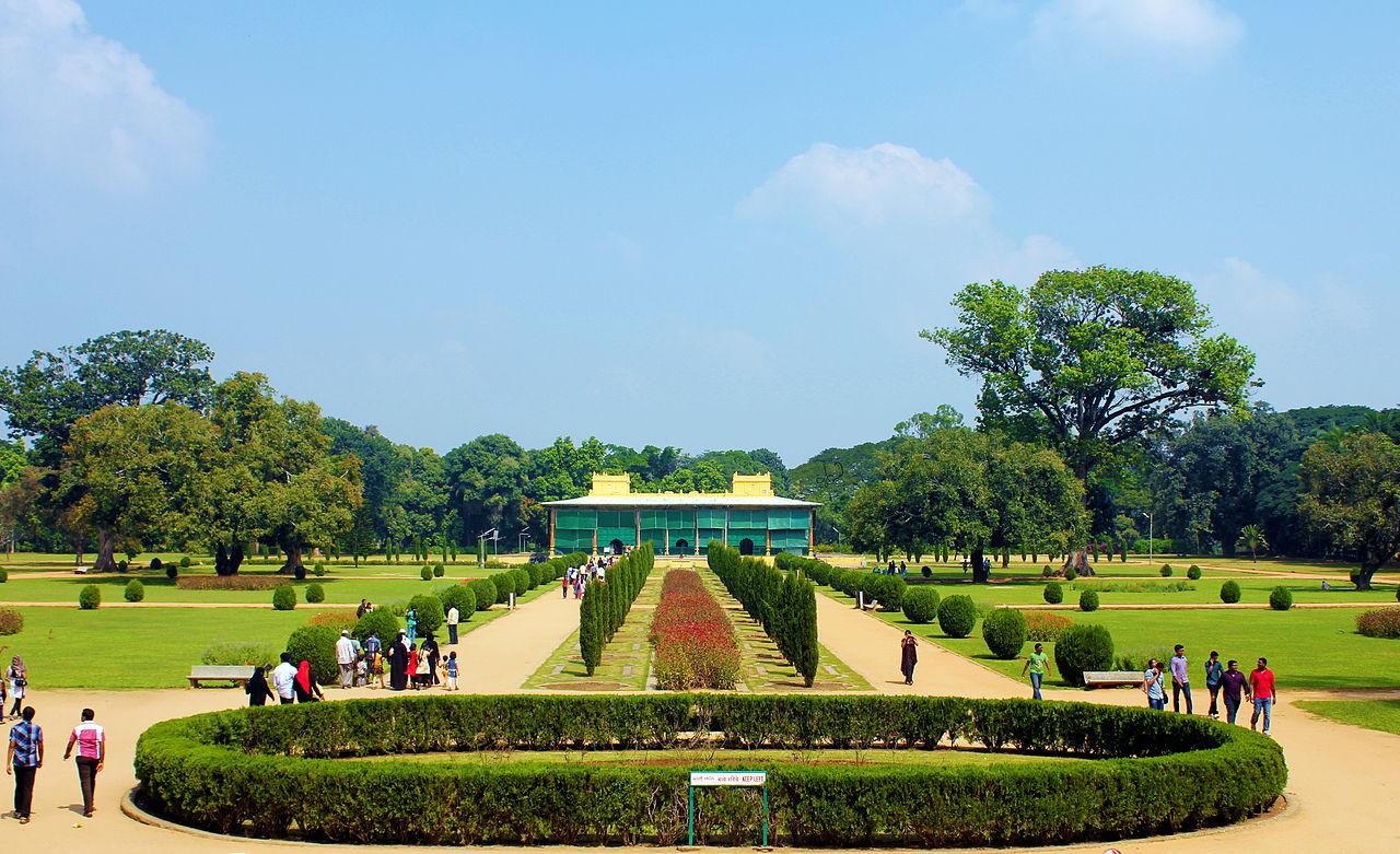 Top Place to Visit in Srirangapatna-Daria Daulat Bagh