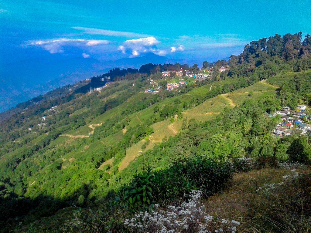 Top Hill Station Near Patna-Darjeeling