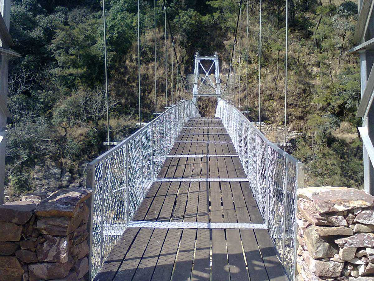 David Scott Trail - Place to Visit In Shillong