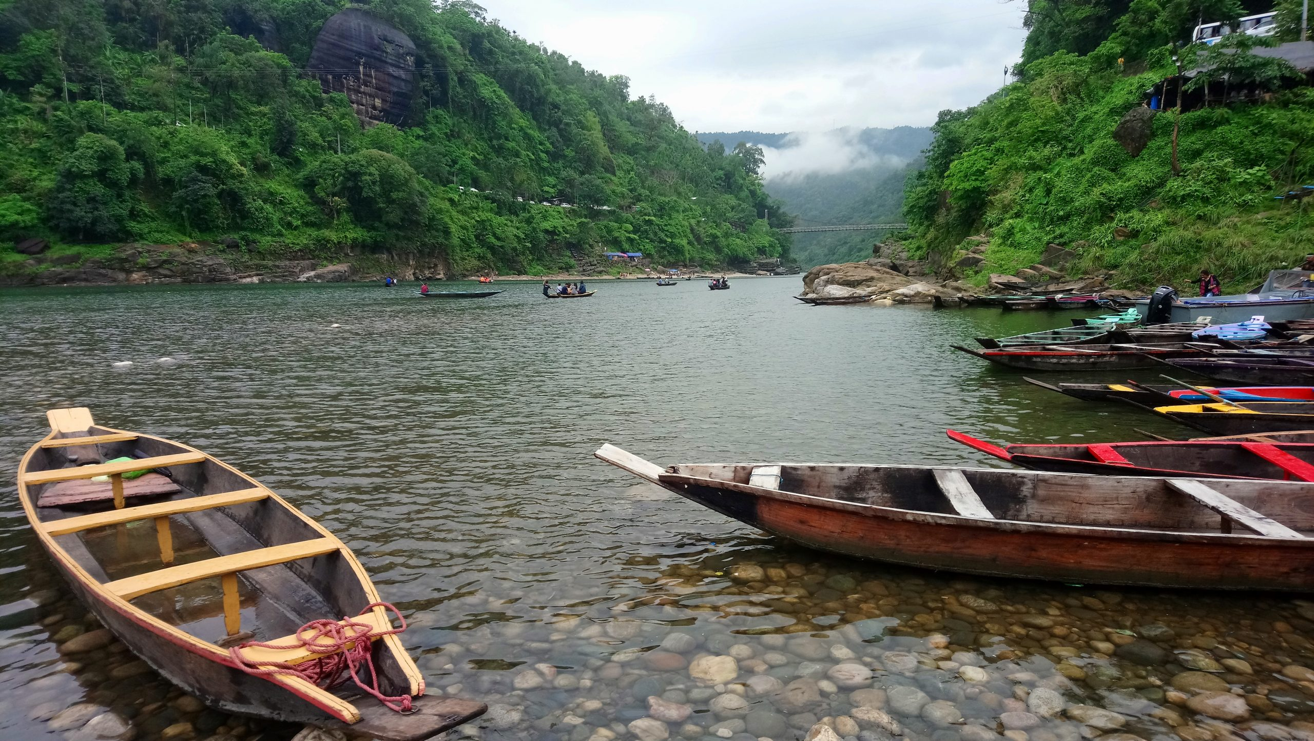Place To Visit In Meghalaya Which Will Blow Your Minds - Dawki