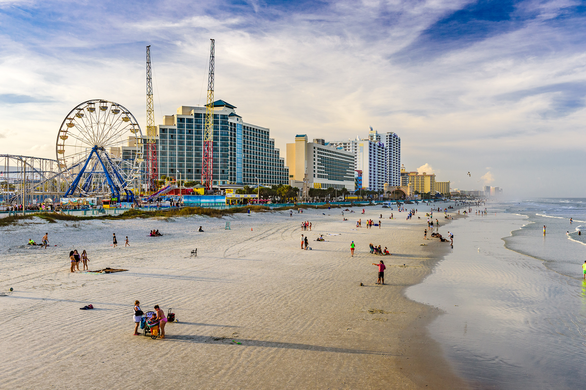 Daytona Beach - Things To Do In Orlando Besides Theme Parks