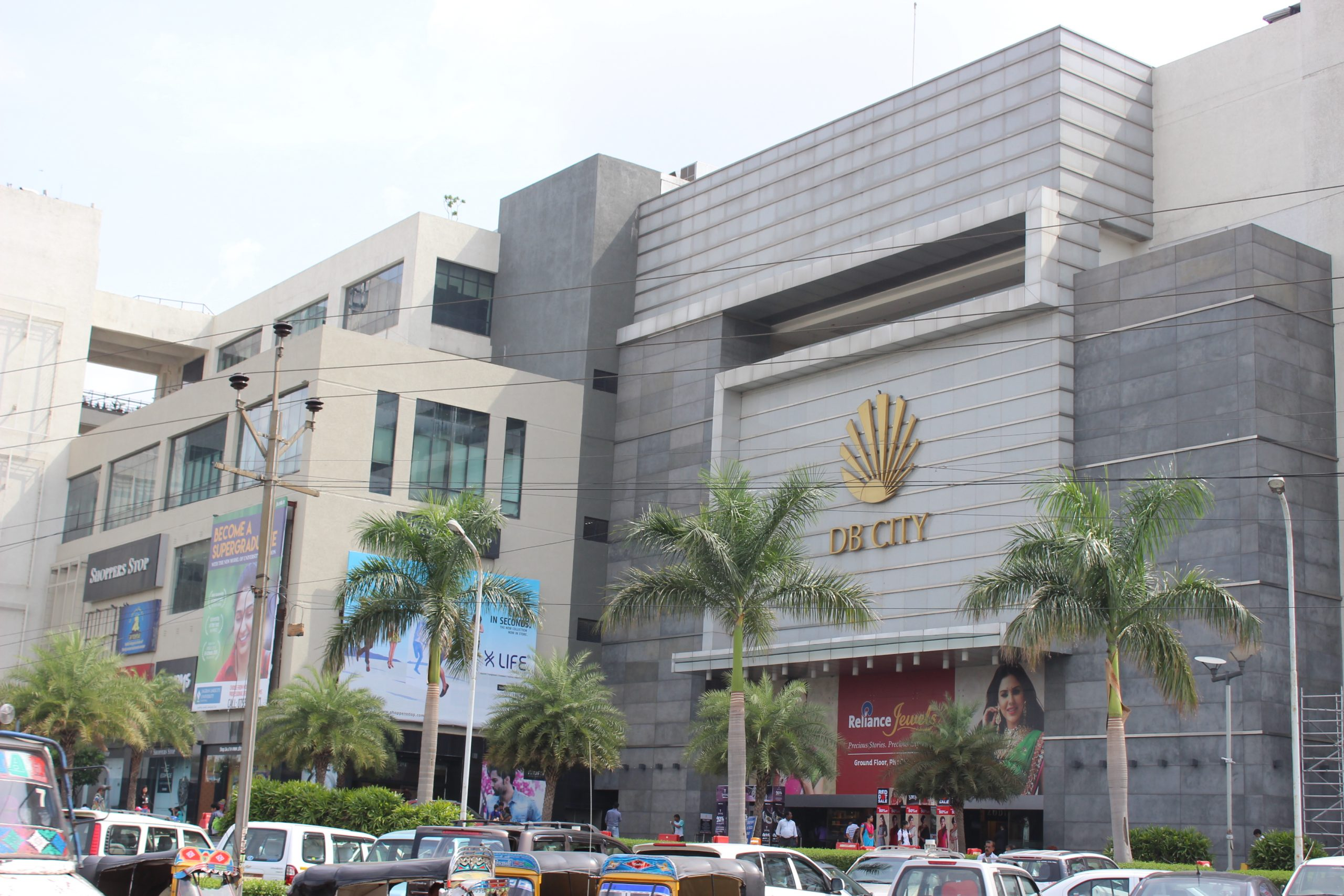 Top Spot In Bhopal For A Shopping-DB City Mall