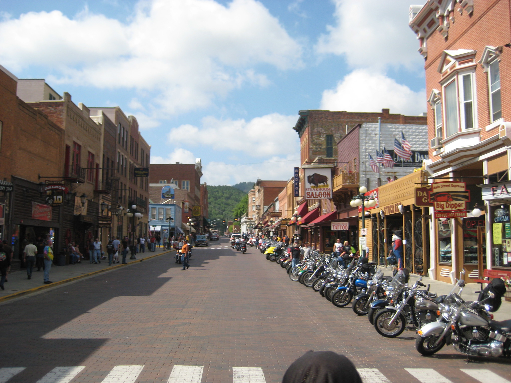 Incredible Place To Visit In South Dakota-Deadwood