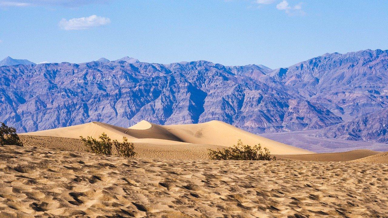 Best Destination in California-Death Valley National Park