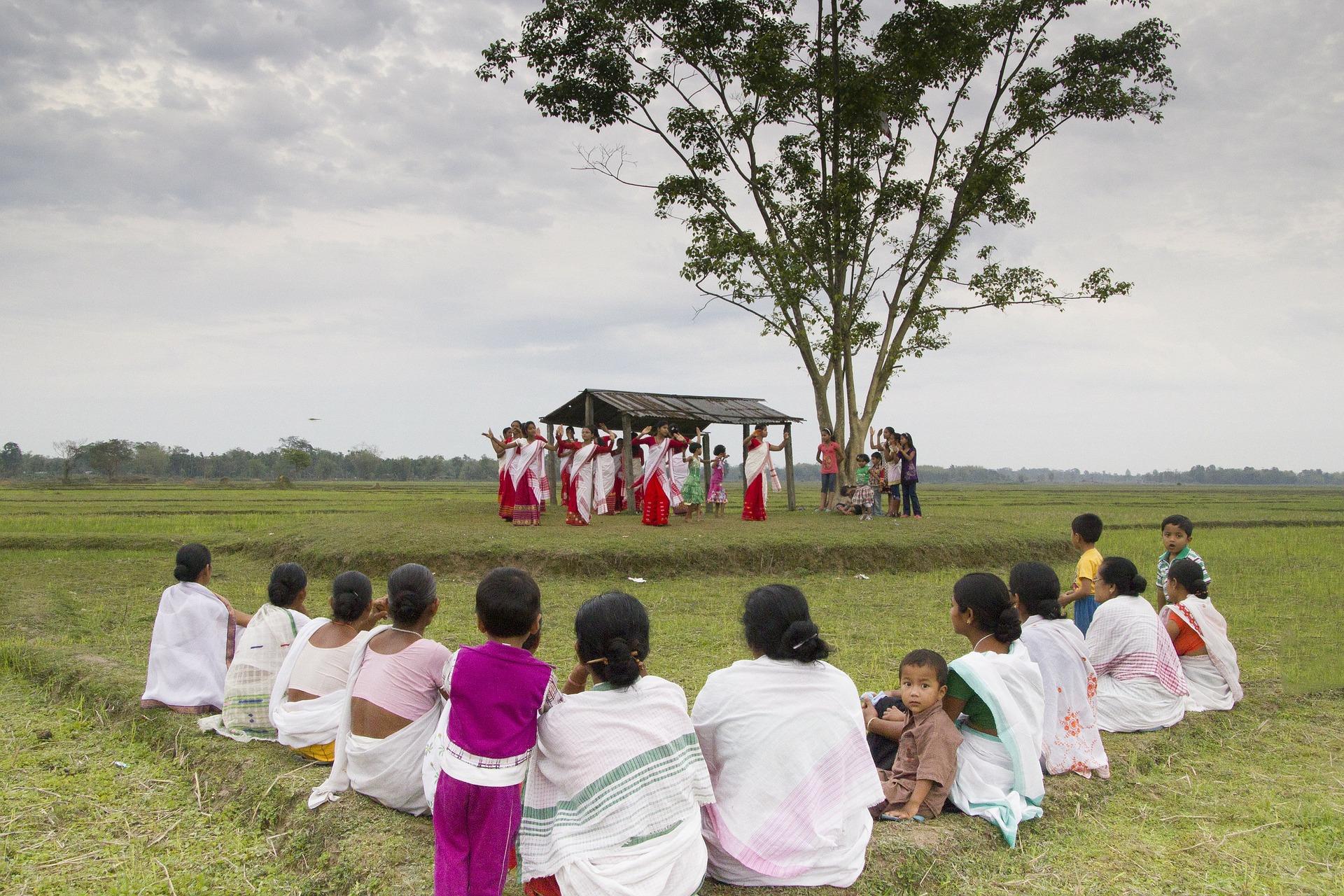 Top Festival Celebrated In Assam-Dehing Tea Patkai Festival