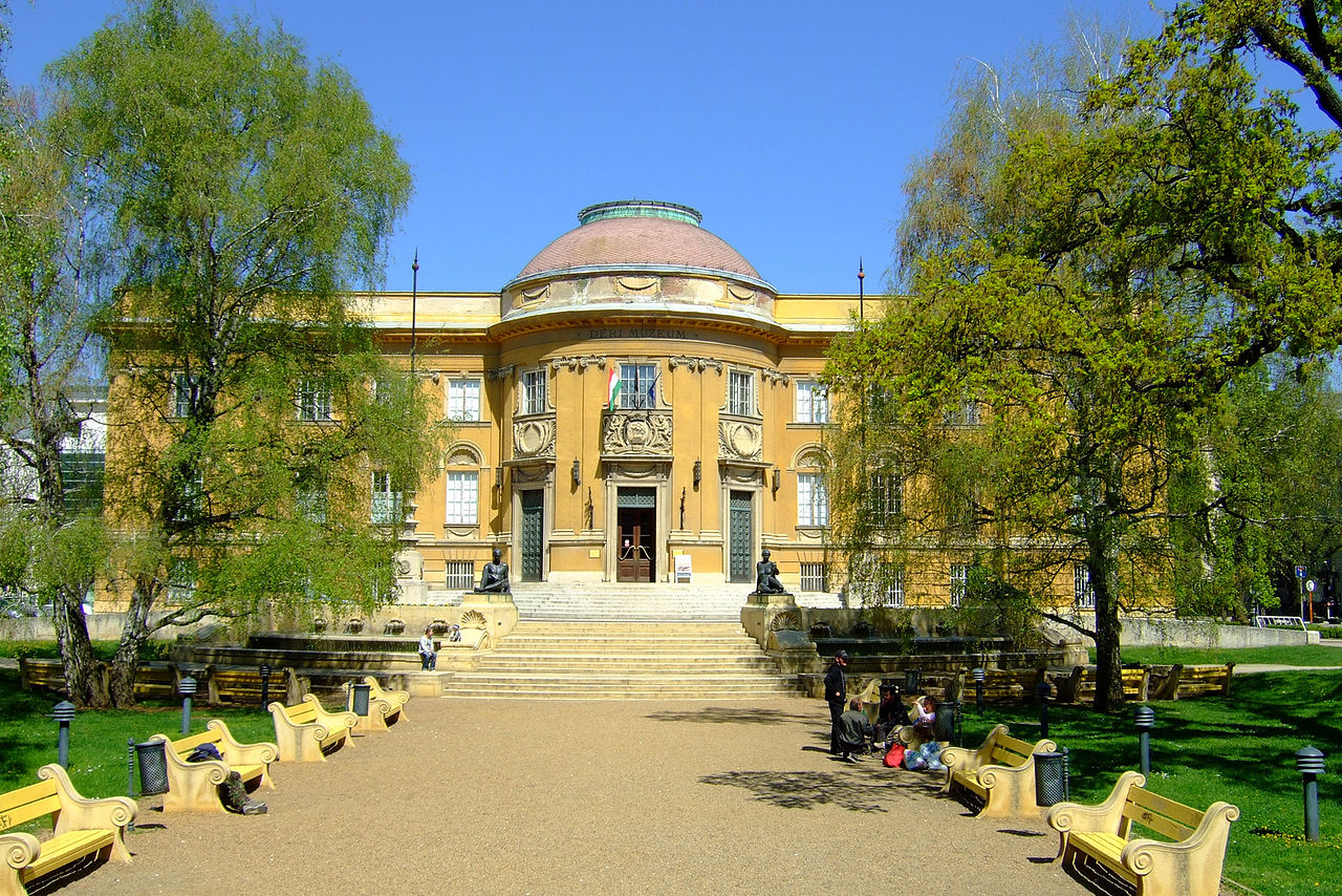 Incredible Place to Visit in Debrecen-Déri Museum