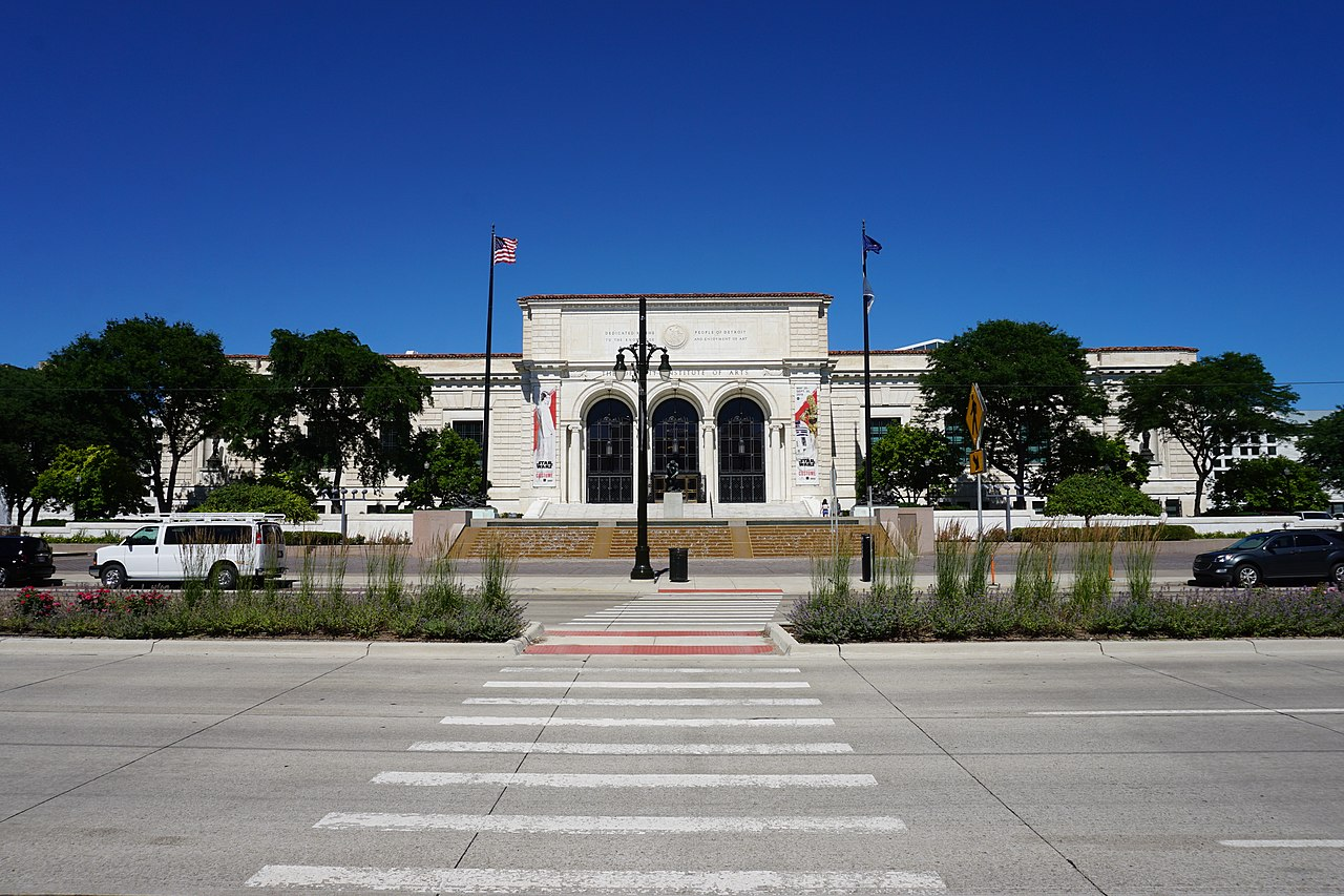 Sightseeing Place to Visit In Michigan-Detroit Institute of Arts