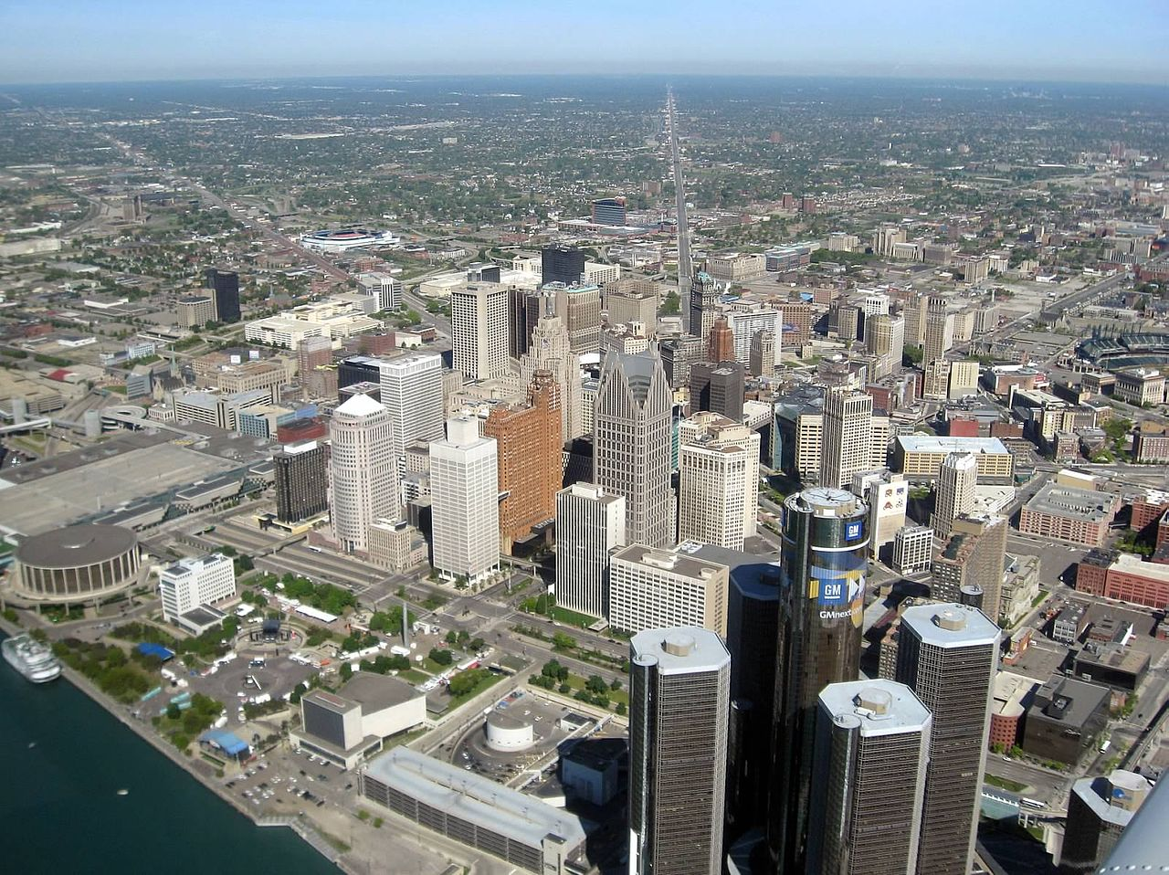 Attraction Getaways in Michigan-Detroit