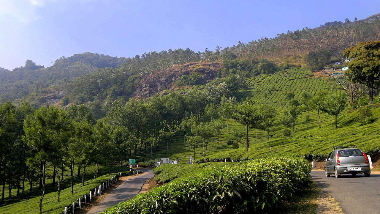 Devikulam - Popular Place Near Rivers and Lakes in Kerala