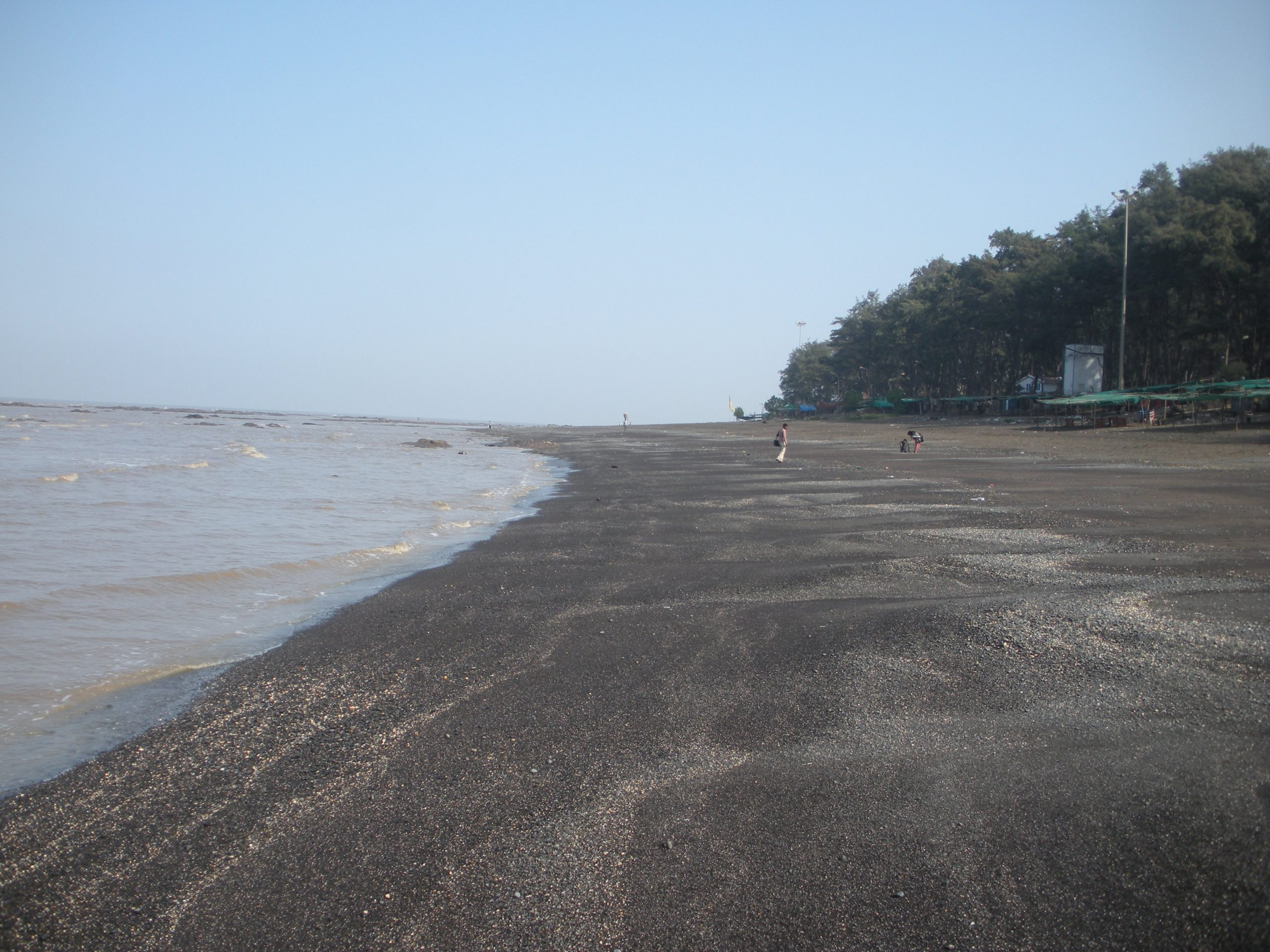 Devka Beach Best Beache Near Mumbai