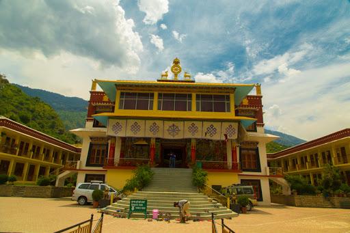 Popular Place to Visit in Mainpat, Chhattisgarh-Dhakpo Shedupling Monastery