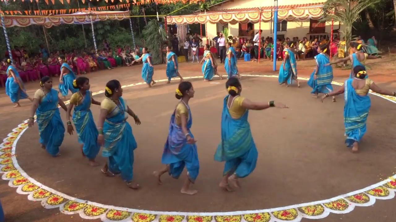 Dhalo - Traditional Goan Folk Dance