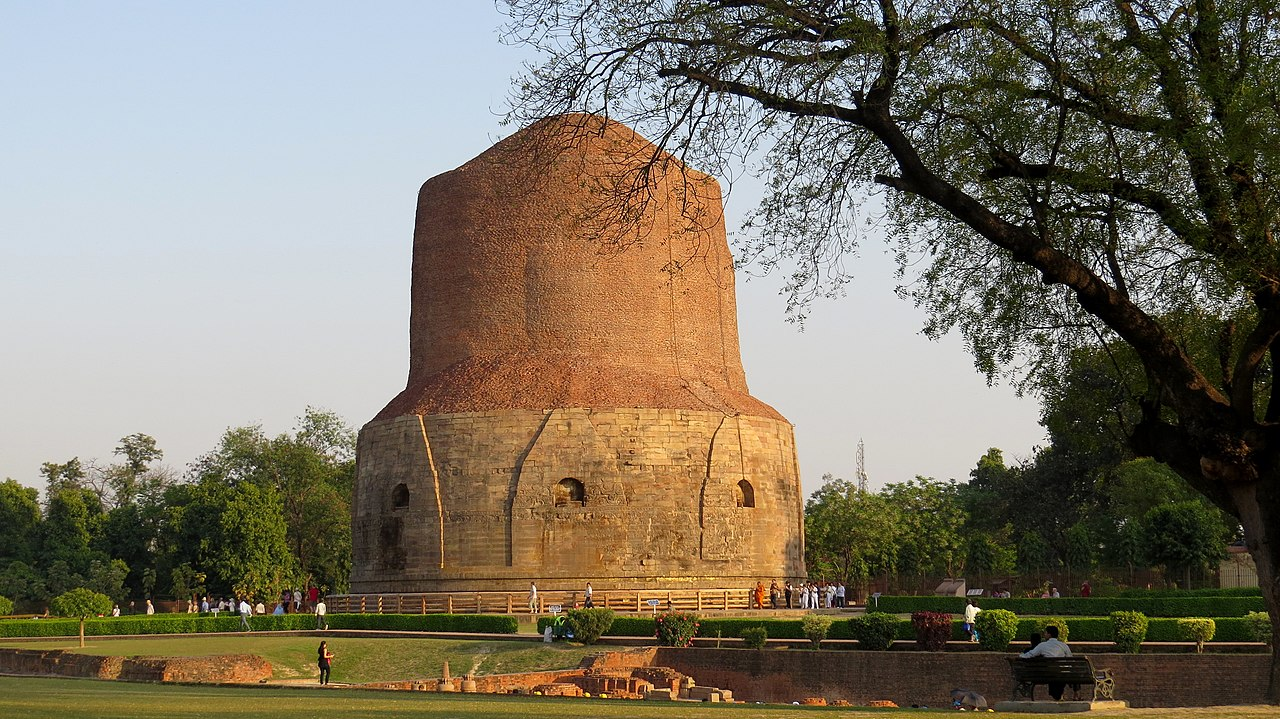 Dhamek Stupa - Amazing Place to Visit in Sarnath