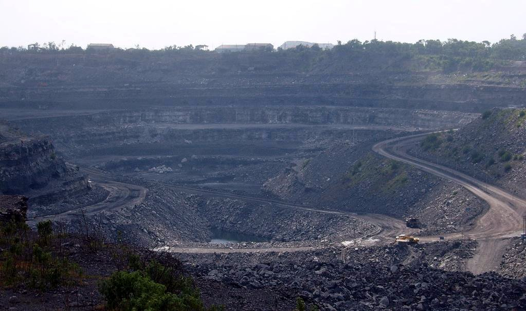 Attraction Place in Dhanbad-Dhanbad Coal Mines