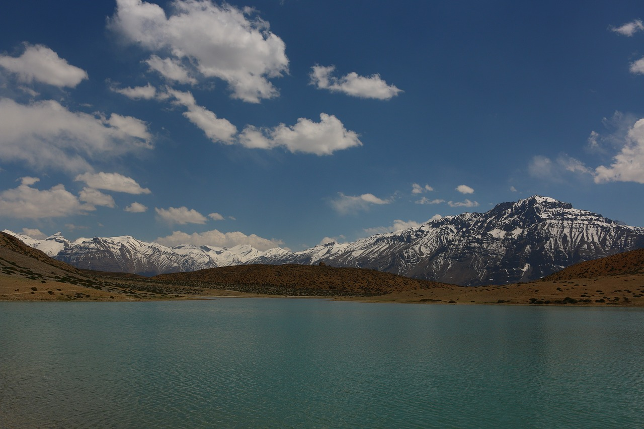 Must-Visit Attraction of Spiti-Dhanker Lake and Dhanker Monastery